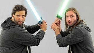 Download NERF STAR WARS - OFFICE JEDI Video