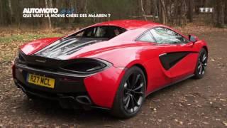 Download No Limit : La McLaren 540C à l'essai Video
