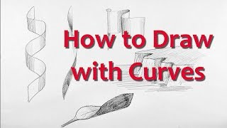 Download Drawing for Beginners: PART 1- Draw with Curves Video