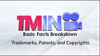 Download Basic Facts 02: Trademarks, Patents, and Copyrights Video