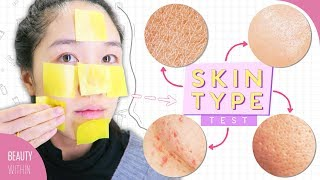 Download 2 Simple Ways to Find Your Skin Type: Oily, Dry, Combination, Sensitive, Normal Skin Video