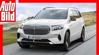 Download Zukunftsaussicht: Mercedes-Maybach GLS (2019) Details / Erklärung Video