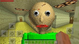 Download I FOUND BALDI in Minecraft Pocket Edition Video