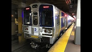 Download Riding The First Long Island Rail Road [LIRR] Kawasaki M9 Revenue Train Out of NY Penn Station Video