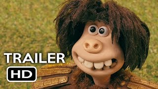 Download Early Man Official Trailer #2 (2018) Eddie Redmayne, Tom Hiddleston Animated Movie HD Video