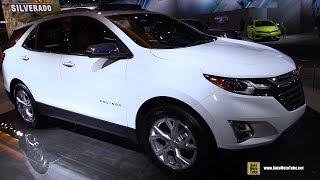 Download 2018 Chevrolet Equinox Diesel - Exterior and Interior Walkaround - 2017 LA Auto Show Video
