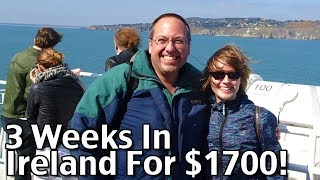 Download 3 Weeks In Ireland For $1700 - Planning A Trip To Ireland! - Budget Travel Video