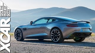 Download Aston Martin Vanquish: The Right Choice - XCAR Video