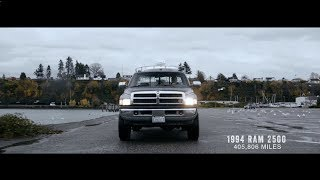 Download Long Live Ram | Owner Story | Eric's Ram 2500 | 404,806 Miles Video