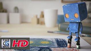Download CGI VFX/3D Promo Spot : ″Cute Robot″ - by 3D College Denmark & Henrik Bjerregaard Clausen Video