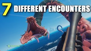 Download Sea of Thieves - The Best Kraken Moments Ever! Video