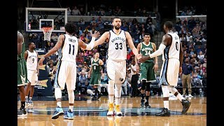 Download Memphis Grizzlies' Top 20 Plays of the 2016-2017 NBA Season Video