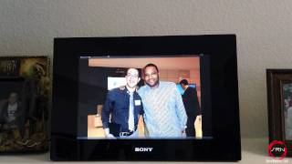 Download Sony DPF-D1020 Digital Photo Frame Overview Video