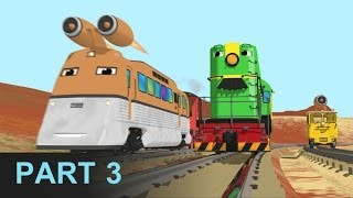 Download Help Shawn Stop the Jet Train - Learn Numbers at the Train Factory - Part 3 Video