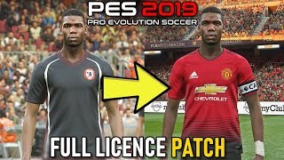 PES 2018 PC - Tutorial How to Import Option File [Real Names, Kits