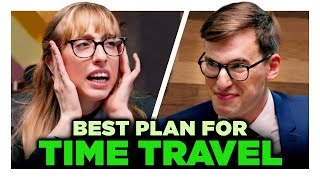 Download What's the Best Use of a Time Machine? Video