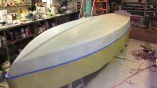 Download Shoreline Sailboats Sunfish Hull Repair Method Video