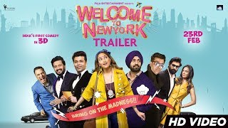 Download Welcome To New York Trailer | Sonakshi Sinha | Diljit Dosanjh | Karan Johar | 23rd Feb Video