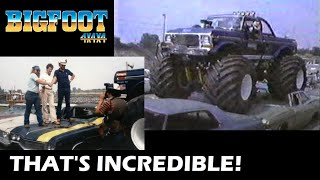 Download BIGFOOT on ″THAT'S INCREDIBLE″ in 1983 Video