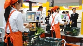 Download Supermarket Scanner Recognizes Objects, Makes Barcodes Obsolete #DigInfo Video