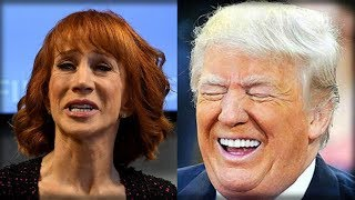 Download TRUMP JUST GOT LAST LAUGH AS BROKE KATHY GRIFFIN DENOUNCES & LEAVES U.S., HERE'S WHERE SHE'S HEADING Video