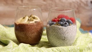 Download Actually Good Chia Seed Pudding - 2 Ways | Ep 1317 Video