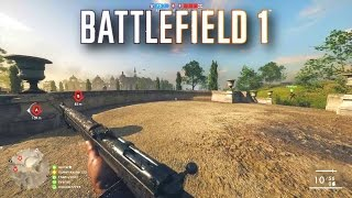 Download IT LOOKS SO GOOD! - BATTLEFIELD 1 Multiplayer Gameplay Video