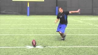 Download Kickoff Technique Demonstration Video