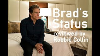 Download Brad's Status reviewed by Robbie Collin Video