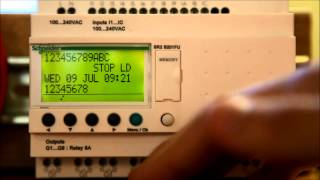 Download Add Program to a Zelio Programmable Relay via Memory Module Video