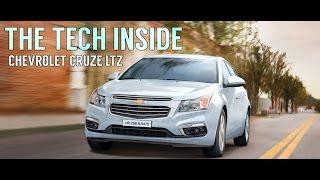 Download Chevrolet Cruze LTZ - The Tech Inside   Digit.in Video