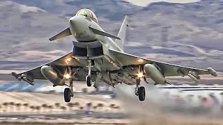 Download Eurofighter Typhoon & Other NATO Fighter Jets Video