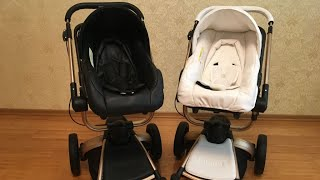 Download Baby Stroller AULON whith car seat Video