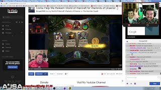 Download Angry Army Attacks Boogie2988's Live Stream! Video