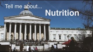 Download Tell me about Nutrition Video