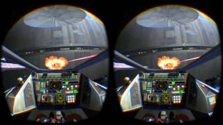 Download Oculus VR screen capture - ″Star Wars: The Battle Of Endor″ by James Clement Video