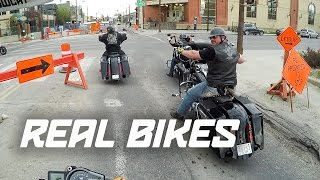 Download He heard me making fun of his real bike! Video