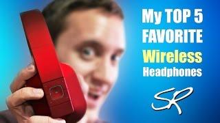 Download My TOP 5 Favorite Wireless Headphones 2016 | No Headphone Jack? No Problem! Video