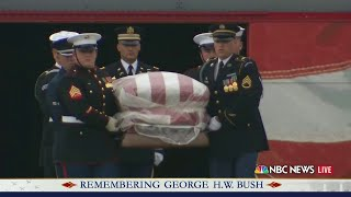Download PART 3: Bush 4141 train carries president to final resting place Video