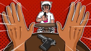 Download The Ultimate Gun Duel, Best $2 Game Ever! - Hand Simulator Funny Moments Video