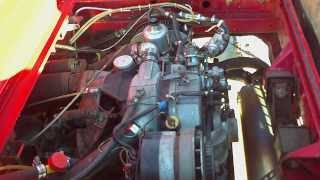 Download first start of my recently aquired 65 NSU Spider Video