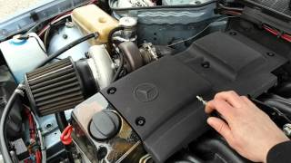 Download Mercedes 190 Superturbo om605 8mm Video