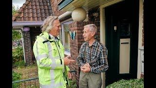 Download Pier Eringa van ProRail 'undercover' bij buren in Hilversum Video