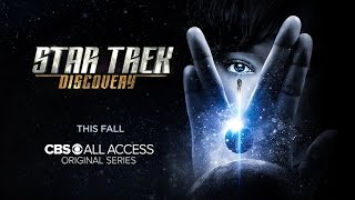 Download Star Trek: Discovery - First Look Trailer Video