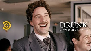 Download The Real-Life Drama Behind the Birth of Mickey Mouse (feat. Tony Hale) - Drunk History Video