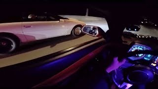 Download Cops CAUGHT US racing on the interstate!! Video
