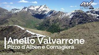 Download Anello Valvarrone - Pizzo d'Alben e Cornagiera [4K] Video