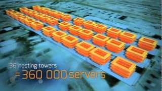 Download The world's largest data center Video