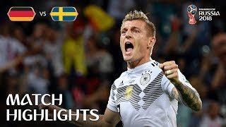 Download Germany v Sweden - 2018 FIFA World Cup Russia™ - Match 27 Video