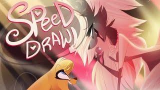 Download SPEED DRAW- Celestina (Zoophobia)- Vivziepop Video